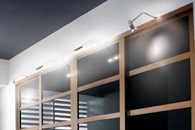 очистка и подготовка пространства для инсталляции шкафа купе