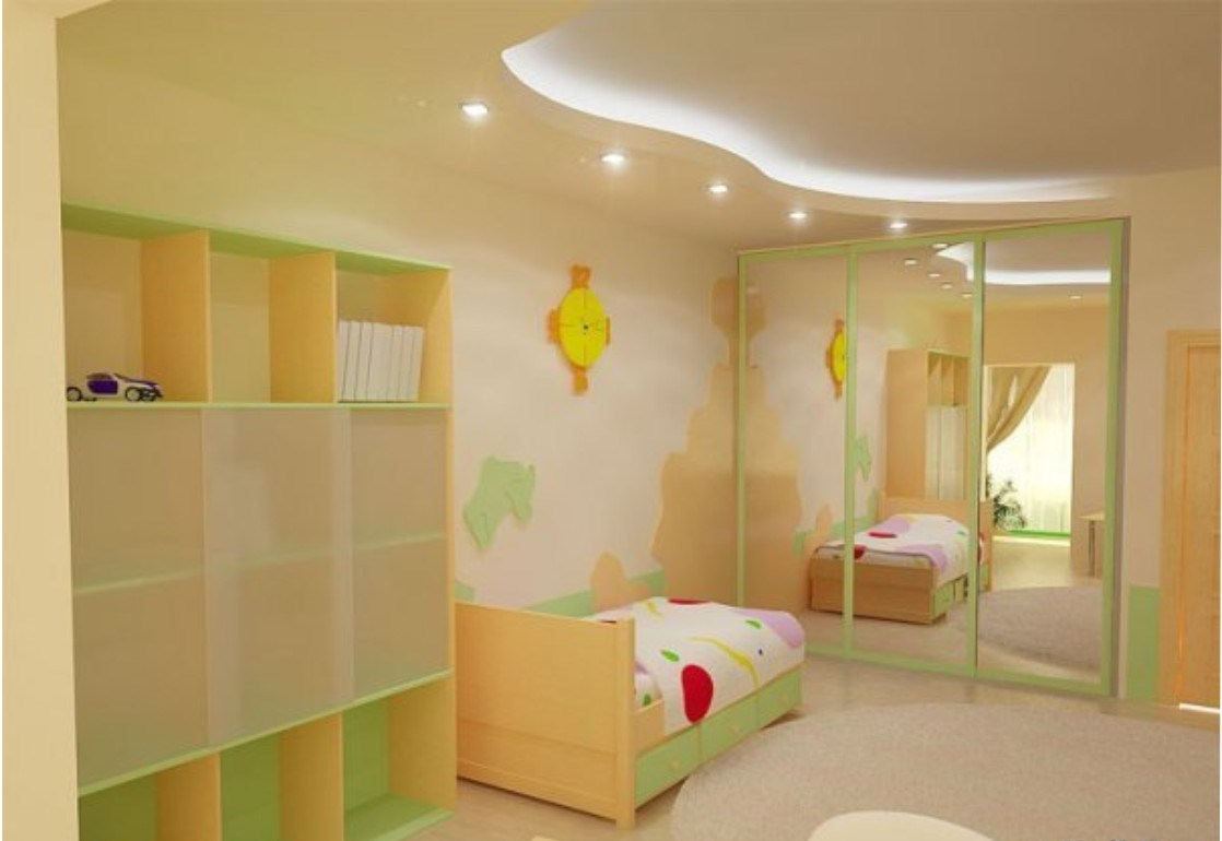 детская мебель от Купе Эконом