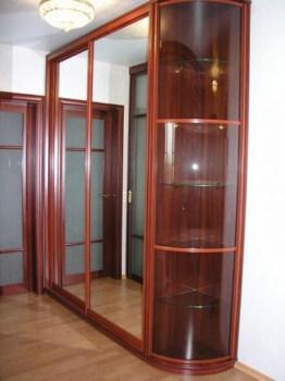 современный шкаф купе