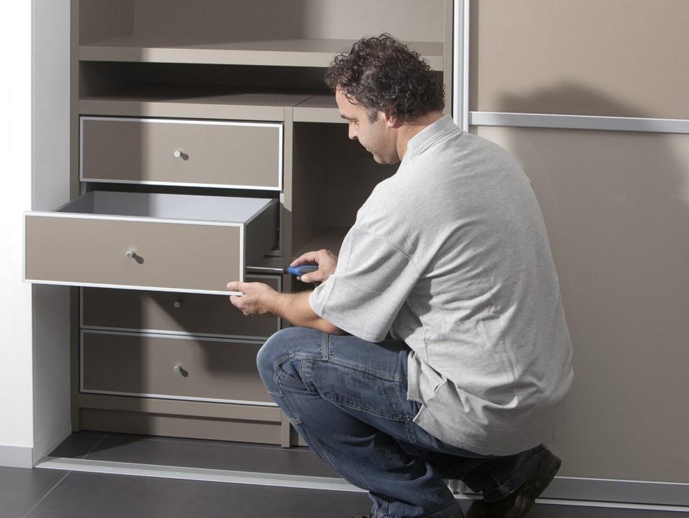 Собрать шкафы своими руками