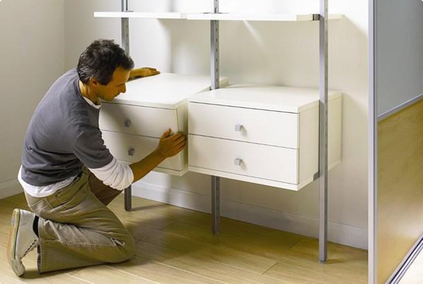 выбора материалов и комплектующих шкафа купе
