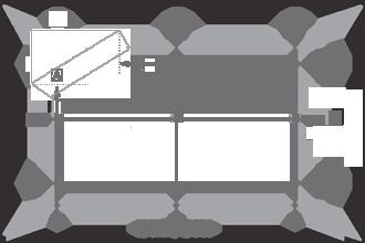 Типовые схемы снятия размеров под шкафы купе